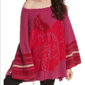 Free People Last Rose Sweater